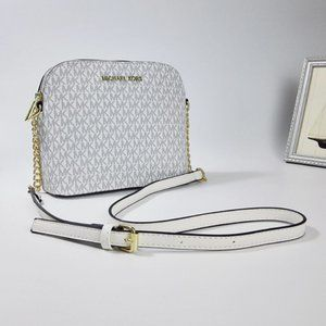 Michael Kors Cindy Crossbody MK Purse Bag